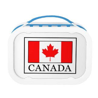 Canada Lunch Box