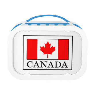 Canada Lunch Boxes
