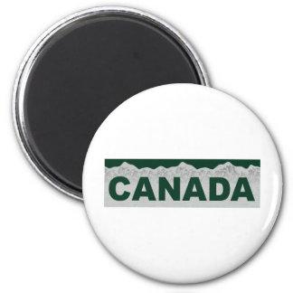 Canada Refrigerator Magnets