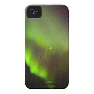 Canada, Manitoba, Churchill. Aurora Borealis in iPhone 4 Cases