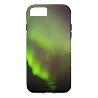 Canada, Manitoba, Churchill. Aurora Borealis in iPhone 8/7 Case