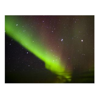 Canada, Manitoba, Churchill. Aurora Borealis Postcards