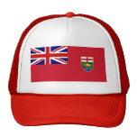 Canada Manitoba Flag Cap
