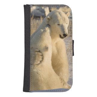 Canada, Manitoba, Hudson Bay, Churchill. Samsung S4 Wallet Case
