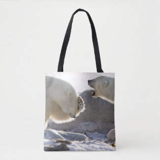 Canada, Manitoba, Hudson Bay, Churchill Tote Bag