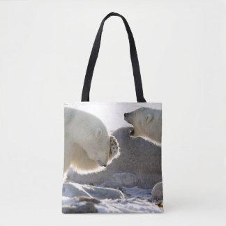 Canada, Manitoba, Hudson Bay, Churchill Tote Bag