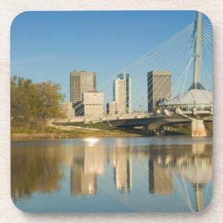 CANADA, Manitoba, Winnipeg: Esplanade Riel 2 Coaster