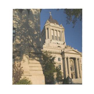 Canada, Manitoba, Winnipeg: Manitoba Legislative Notepads