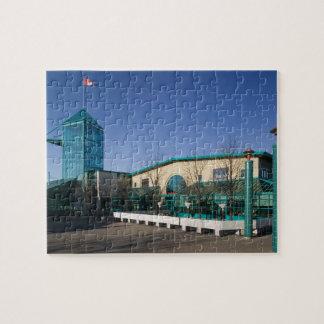 CANADA, Manitoba, Winnipeg: The Forks Market Jigsaw Puzzle