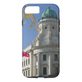 CANADA, Manitoba, Winnipeg: The Law Courts, iPhone 8/7 Case