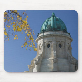CANADA, Manitoba, Winnipeg: The Law Courts, Mouse Mat