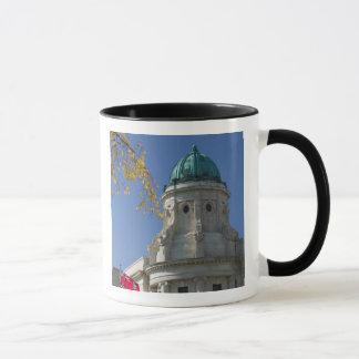 CANADA, Manitoba, Winnipeg: The Law Courts, Mug