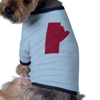 Canada - Manitobia Doggie Tshirt
