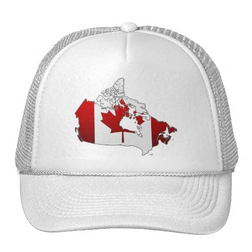 Canada: Map Cap