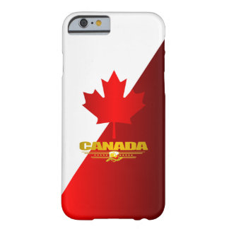 Canada Maple Leaf Barely There iPhone 6 Case