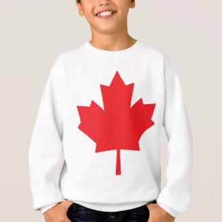 Canada Maple Leaf Canadian Symbol Sweatshirt