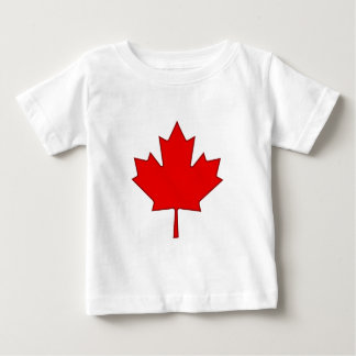Canada Maple Leaf for Baby Baby T-Shirt