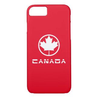 Canada Maple Leaf iPhone 8/7 Case
