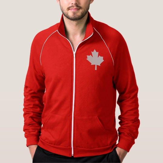 Canada Maple leaf Jacket