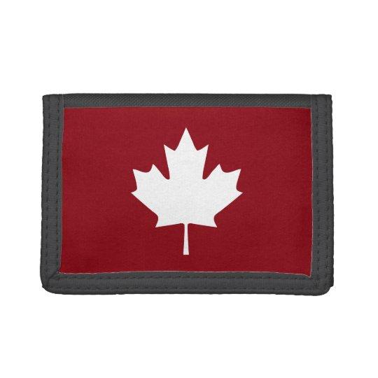 Canada Maple Leaf Wallet