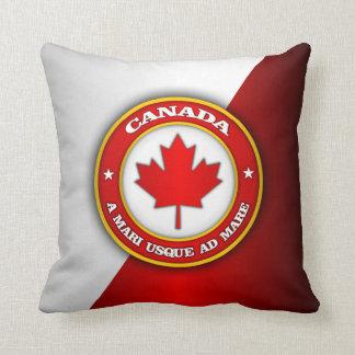 Canada Medallion Cushion