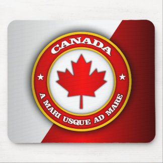 Canada Medallion Mouse Mat