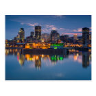 Canada, Montreal, skyline and Old Port Postcard