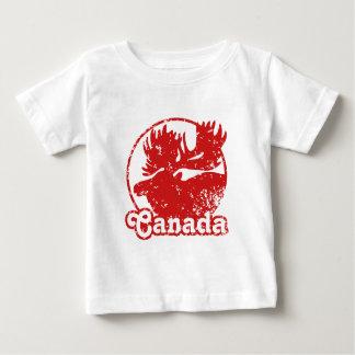 Canada Moose Baby T-Shirt
