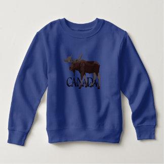 Canada Moose Shirts Baby Canadian Moose Sweatshirt