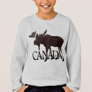 Canada Moose Shirts Kid Canadian Moose Sweatshirts