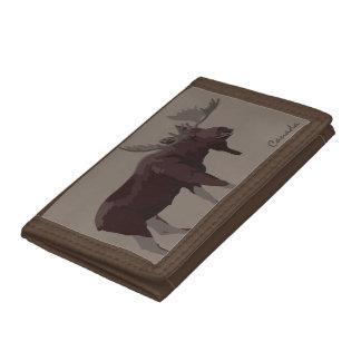 Canada Moose Wallets Custom Canada Moose Souvenir