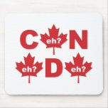 Canada Mousemats