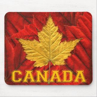 Canada Mousepad Canada Maple Leaf Mousepad Gifts