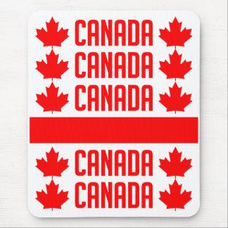 Canada mousepad, customize mouse mat