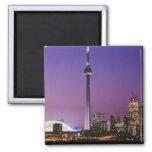 Canada National Tower, Toronto, Canada Refrigerator Magnets