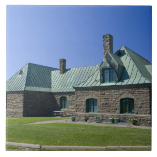 Canada, New Brunswick, Aulac. Fort Cumberland 2 Tile
