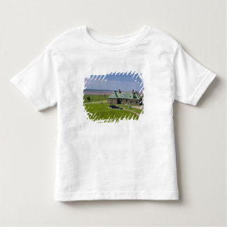 Canada, New Brunswick, Aulac. Fort Cumberland Toddler T-Shirt