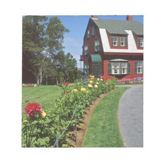 Canada, New Brunswick, Campobello Island. 2 Notepad