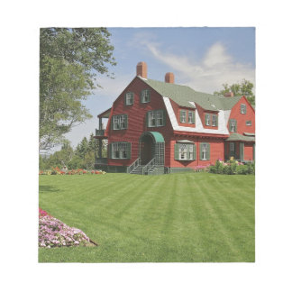 Canada, New Brunswick, Campobello Island. Notepad