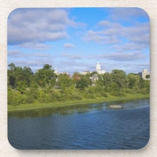 Canada, New Brunswick, Fredericton, City view Coaster