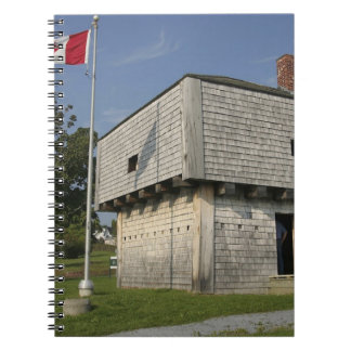 Canada, New Brunswick, St Andrews. St. Andrews 2 Spiral Notebook