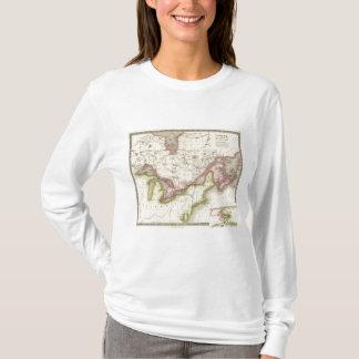Canada, New Brusnwick, and Nova Scotia T-Shirt