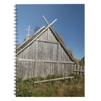 Canada, Newfoundland and Labrador, L'Anse Aux 3 Notebook