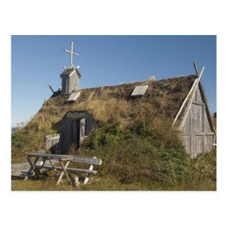 Canada, Newfoundland and Labrador, L'Anse Aux Postcard
