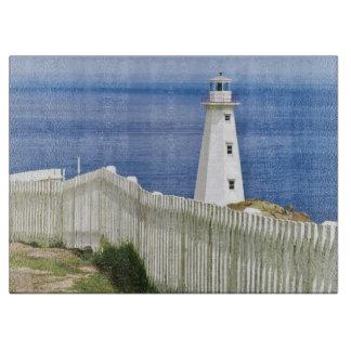Canada, Newfoundland, Cape Spear National 2 Cutting Board