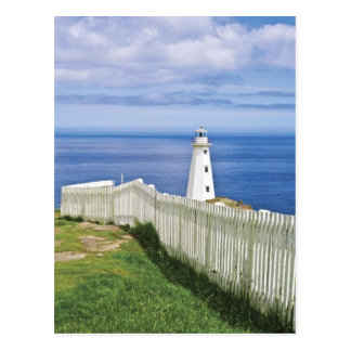 Canada, Newfoundland, Cape Spear National 2 Postcard