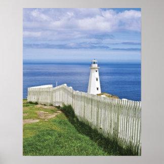 Canada, Newfoundland, Cape Spear National 2 Poster