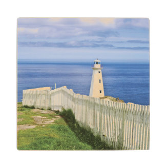 Canada, Newfoundland, Cape Spear National 2 Wood Coaster