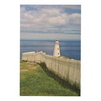 Canada, Newfoundland, Cape Spear National 2 Wood Wall Decor