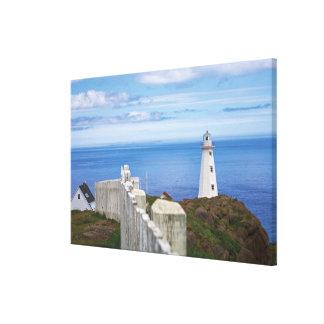 Canada, Newfoundland, Cape Spear National 3 Canvas Prints
